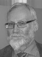 Jan Stigell, receptionist/vaktmästare